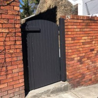 1. Gate Painted